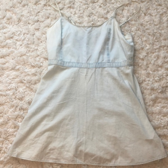 American Eagle Outfitters Dresses & Skirts - Light Blue American Eagle Sundress